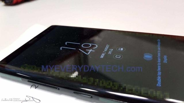 Galaxy Note 8: Imagens, cores e fundos de ecrã revelados antes de tempo