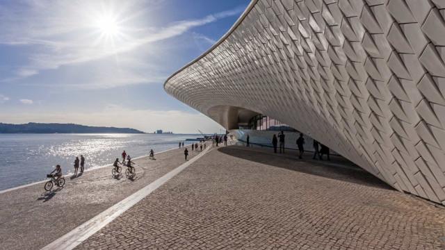 MAAT recebeu 375 mil visitantes em 2017, mais de metade portugueses