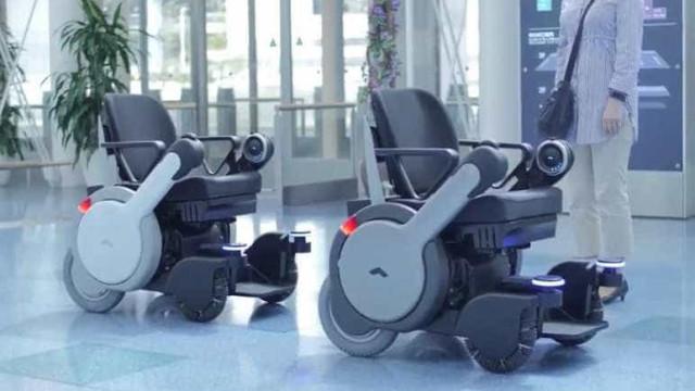 Aeroporto no Japão terá cadeiras de rodas que se conduzem sozinhas