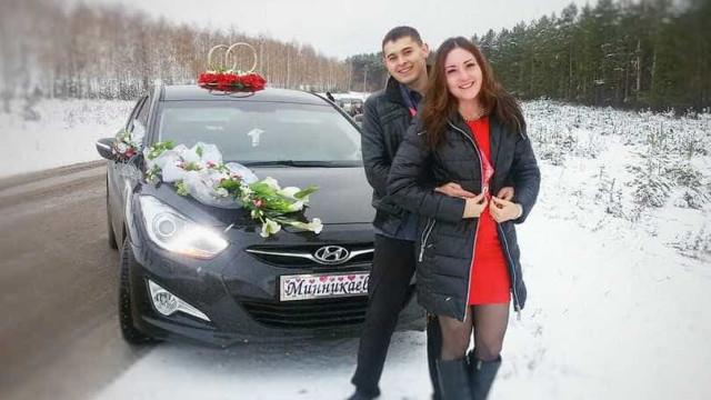Noiva morre em acidente quando ia a caminho do casamento