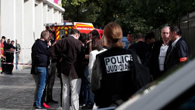 Suspeito do atropelamento em Paris terá sido detido