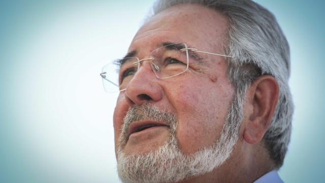 """Isaltino satisfeito com """"manifestações de saudade"""" em Oeiras"""