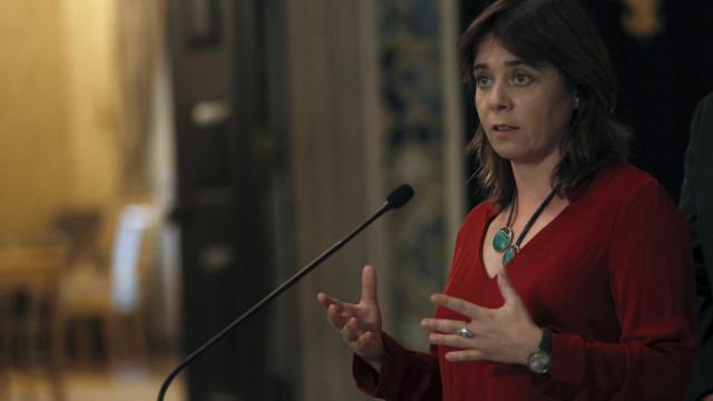 OE2019: Catarina Martins teve com Governo primeira reunião de negociação