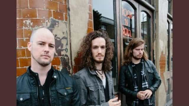 RavenEye atuam na abertura do concerto de Bush