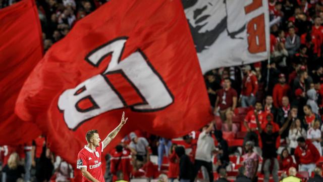 Mensagem clara: Este Benfica (já) não está para brincadeiras