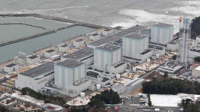 Bomba da II Guerra Mundial descoberta perto de um reator de Fukushima
