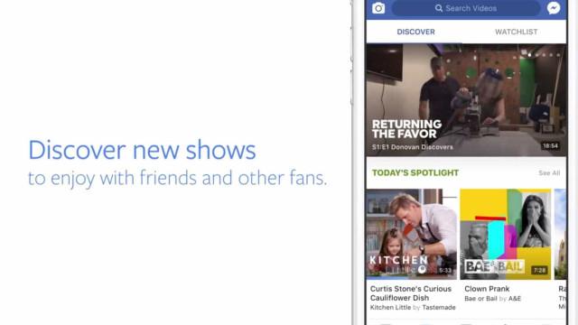 Watch, a verdadeira resposta do Facebook ao YouTube