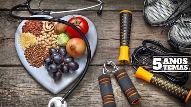 Cinco anos, cinco temas. A Saúde leva a coroa (e Portugal também)