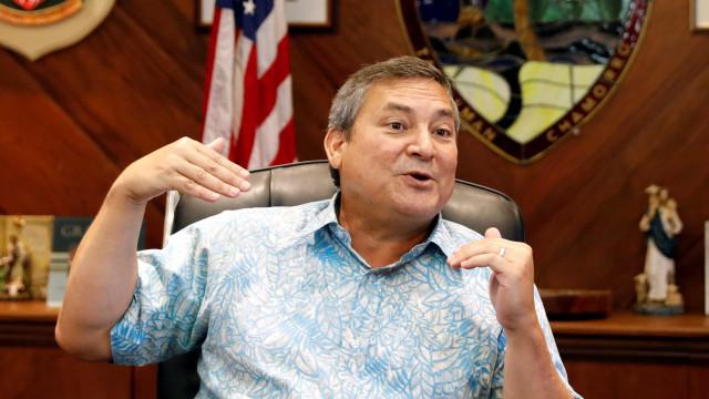 Governador de Guam diz que a ilha está equipada para enfrentar ameaças