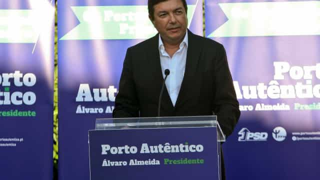 PSD/Porto pede que tribunal avalie símbolo e sigla de Rui Moreira