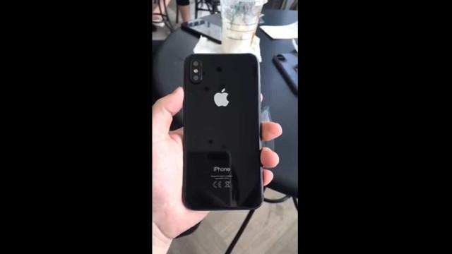 Vídeo mostra o que pode muito bem ser o próximo iPhone