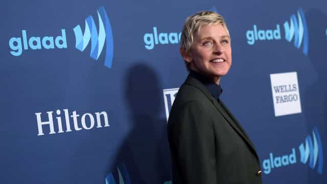 """DeGeneres recorda: """"Não conseguia acreditar. Foi insultuoso!"""""""