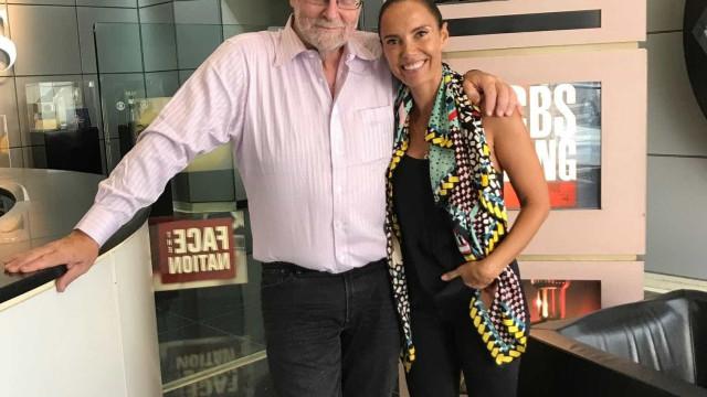 Entrevista na CBS: Iva Domingues já está a dar cartas fora de Portugal