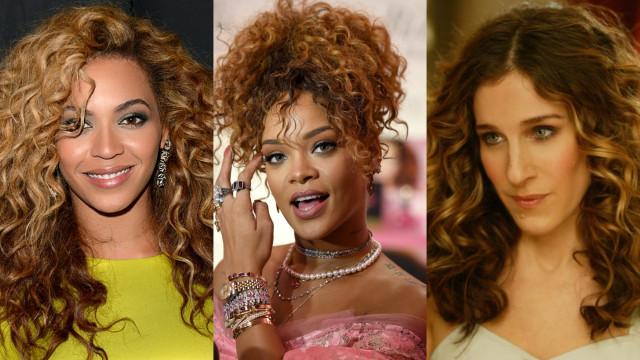 Inspire-se: 30 famosas que adoram o seu cabelo encaracolado