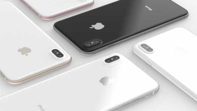 Estas imagens dão-lhe uma ideia muito aproximada do que será o iPhone 8