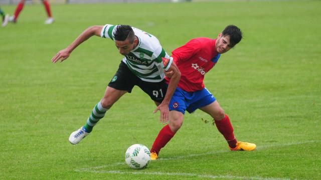 Jovem avançado da Oliveirense vai assinar pelo Manchester United
