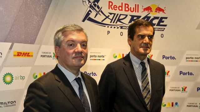 Aeródromo da Maia assegurado para a Red Bull Air Race