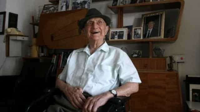 Morreu Yisrael Kristal, o homem mais velho do mundo