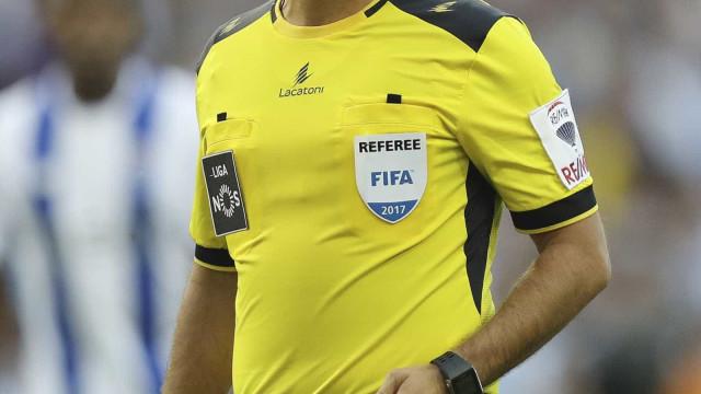 Hugo Miguel é o árbitro escolhido para o Benfica-Sporting