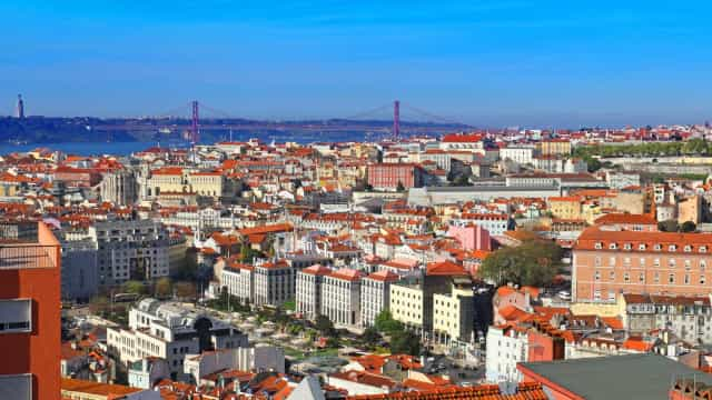 Preço de casas no centro histórico de Lisboa inalterado no 1.º semestre