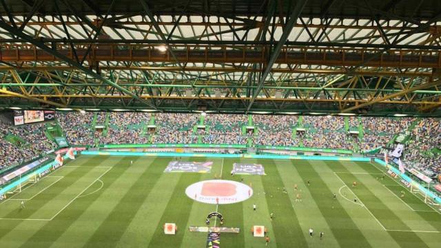 Sporting anuncia redução do seu passivo em 40 milhões de euros