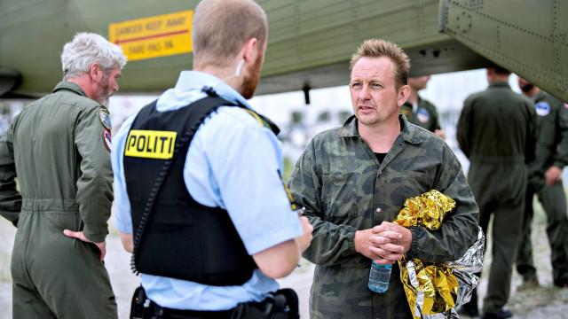Dinamarca: Dono de submarino que afundou preso por suspeita de homicídio