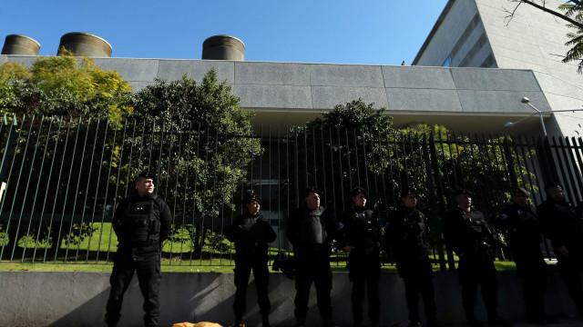Estádio do River Plate evacuado devido a ameaça de bomba