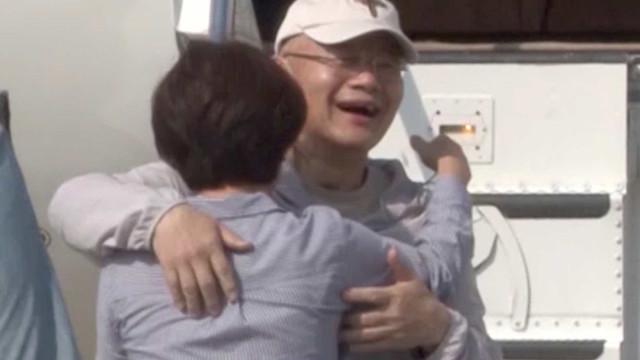 Coreia do Norte: Chega ao Canadá pastor que esteve preso dois anos e meio