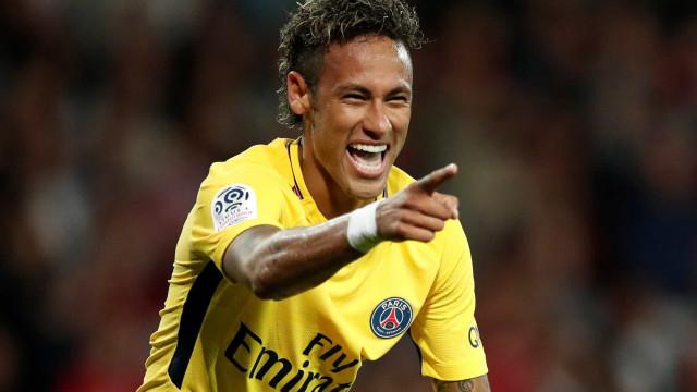 """Neymar após a estreia de sonho: """"Pensam que deixar o Barça é morrer..."""""""