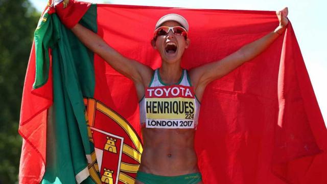 A eternidade conquistada: O ouro e o recorde mundial de Inês Henriques