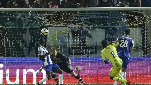 """Casillas disse que """"não foi fácil"""" e o Tondela respondeu-lhe"""