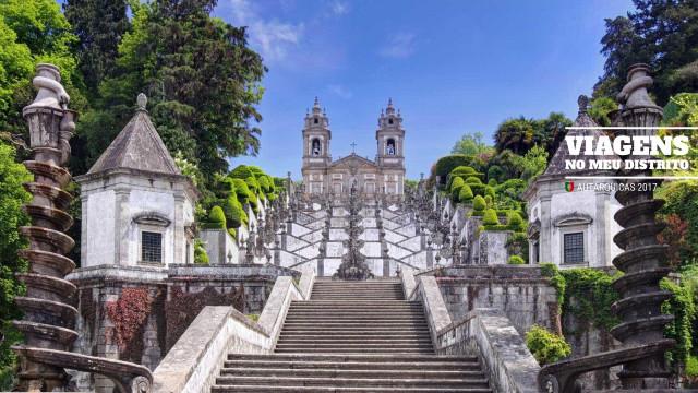 Viagens no Meu Distrito: De olhos postos em Braga, e não é por um canudo