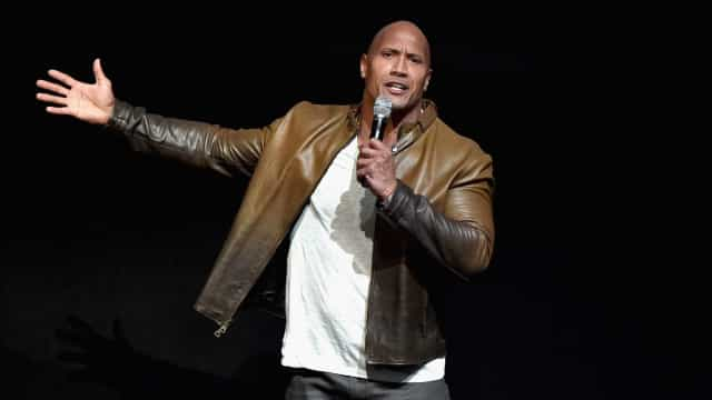 A enorme mudança na tatuagem de Dwayne 'The Rock' Johnson