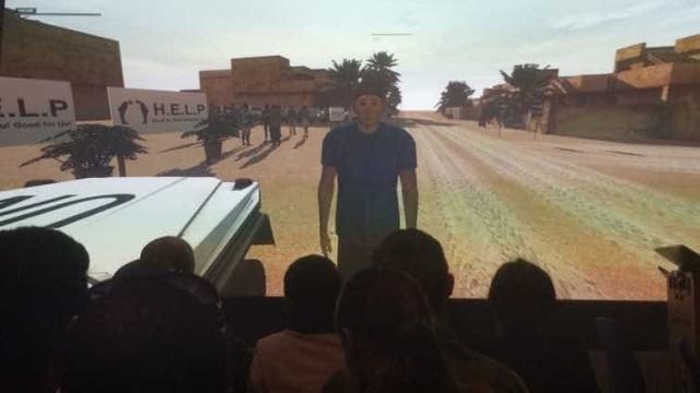 Suécia usa realidade virtual para ajudar soldados a 'lidar' com civis
