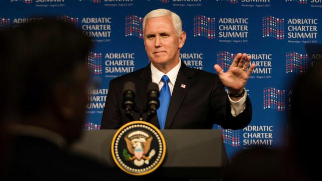 """""""EUA não vai ficar a assistir à desintegração da Venezuela"""""""