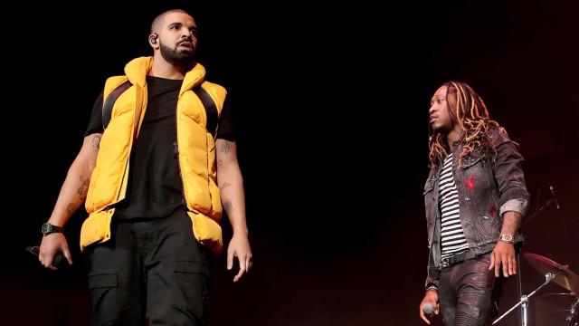 Drake e The Future são processados por mulher violada em concerto
