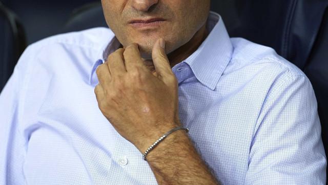 """""""Real Madrid em crise? Há um mês estávamos numa hecatombe"""""""