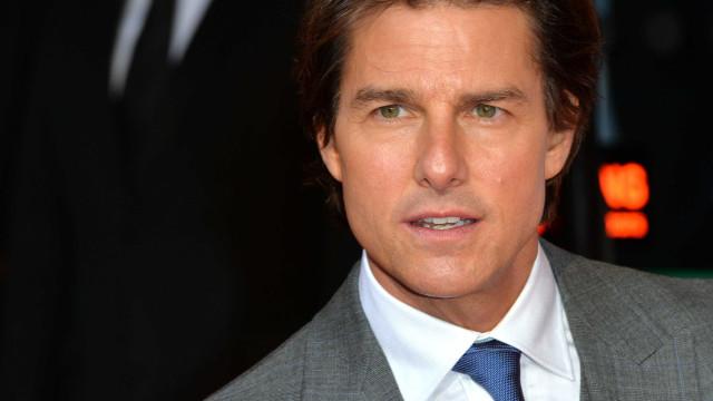 Após queda aparatosa é revelado o diagnóstico de Tom Cruise