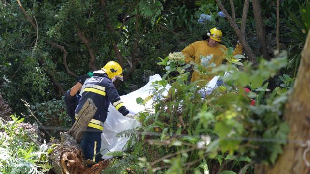 Primeiros funerais das vítimas da queda da árvore no Funchal começaram