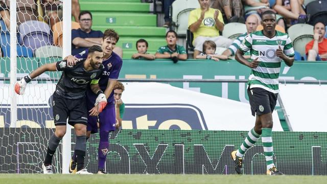 Sporting quer mais de 40 milhões de euros para libertar William Carvalho