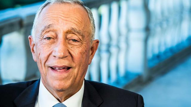 "Marcelo ainda deseja ""pactos de regime"" na atual legislatura"