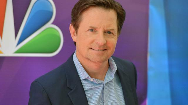 Ator Michael J. Fox vítima de notícias falsas que anunciavam a sua morte