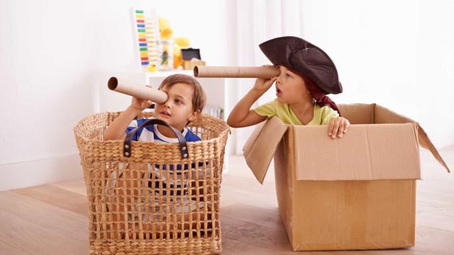A falta de tempo para brincar pode prejudicar as crianças