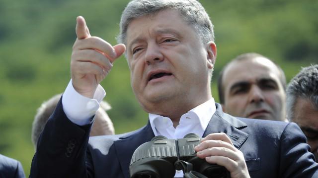 Ucrânia ordena investigação a alegada venda de motores à Coreia do Norte