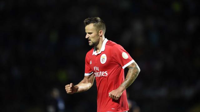 """Seferovic e o Benfica: """"O espírito é sensacional"""""""