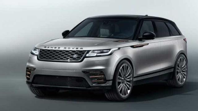 O verão chega ao fim com o Range Rover Velar