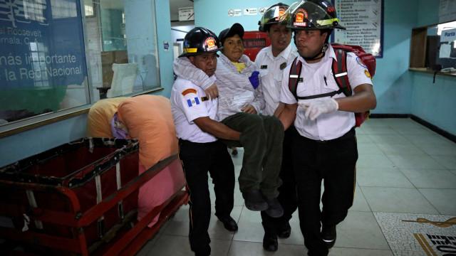 Pelo menos seis mortos em ataque de gangue a hospital na Guatemala
