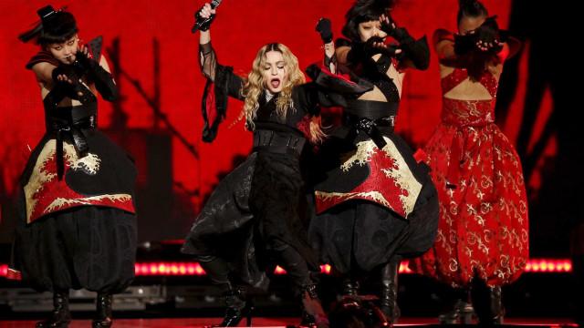 'Madonna: Rebel Heart Tour' é editado em setembro