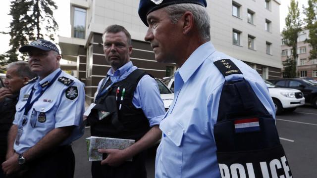 Homem fez mulher refém em rádio holandesa durante uma hora