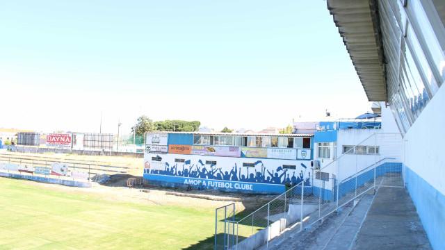Amora FC: Do clube sem luz e perto do fim ao 'renascer para um sonho'